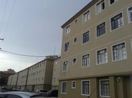 Apartamento semi- mobiliado 3 quartos - Portão