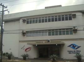 ALUGA-SE SALAS COMERCIAIS NA CLÍNICA DE OLHOS, SÃO FRANCISCO – 38m² e 48m²